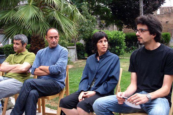 Debate | Jardí de Fang [Loreto Varela, Isaac Gimeno]